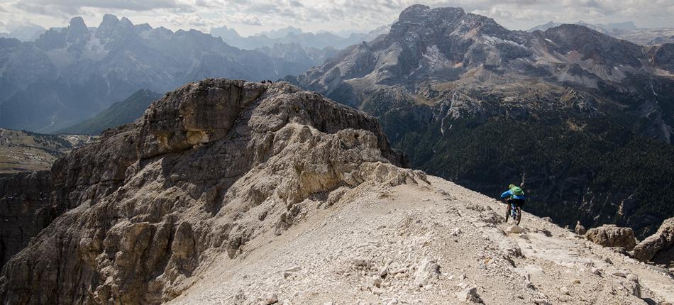 Doppelter Dolomitengipfeltag